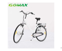 City Bike Style Lithium Battery Operated Electric Road Bicycle