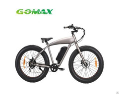 36v Li Ion Battery For Option Fat Tire Mountain Electric Bike