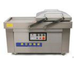 Automatic Industrial Vacuum Packaging Machine Stainless Steel With Double Chambers