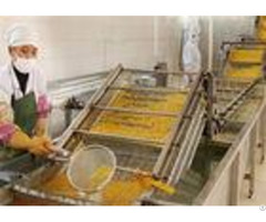 85kw Fresh Vegetable Canning Equipment Sweet Corn Canned Production Line