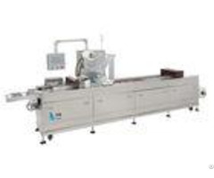 Thermoforming Industrial Vacuum Packaging Machine For Seafood Pastry Noodles