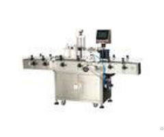 Orientation Automatic Sticker Labeling Machine Variable Speed Easy Operation