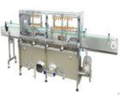 Glass Bottle Canning Factory Equipment Filled Can Washing Machine