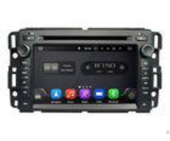 Android Car Dvd Player Navigation With Button Bt For Gmc