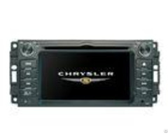 Multimedia Chrysler Android Car Dvd Player Gps Navigation With Mirror Link