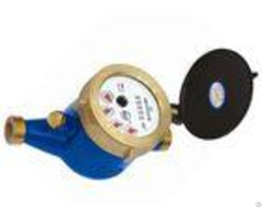 R 160 Magnetic Drive Multi Jet Water Meter Brass Plastic Size Dn32 For Industrial