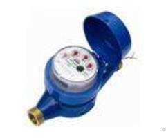 R160 Class C Residential Water Meter Multi Jet Magnetic Drive Super Dry Dial