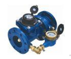 R80 Magnetic Drive Woltman Water Meter Class B Dn250 For Irrigation