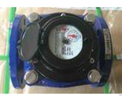 Class B Grey Iron Housing Industrial Water Meter Iso 4064 Dn500 Ip68 Protection