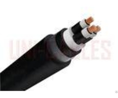Mdpe Bs6622 11kv 3x185 Medium Voltage Cable Xlpe For Underground System