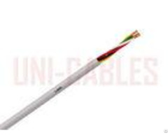Lihh Iec 60754 Lszh Grey Electronic Cables Pe Frnc Armoured Control Cable