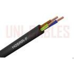 Vde0282 2core 0 6mm Copper Conductor Cable H05rr F Rubber Flexible Cable