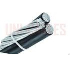 Xlpe Nf C 33 209 Lv Abc Aerial Power Cable 600v Service Bundled Conductors