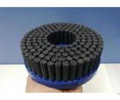 Surface Finish Cnc Deburring Brushes Nylon Cup Brush 1 0 Mm Bristle Dia