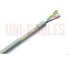 Bs En Iec 60332 1 2 Grey Flexible Control Cable Liycy Screened Twisted Pair