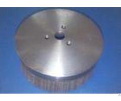 Metal Base Abrasive Filament Brushes 150mm Od For Cylinder Block Deburring