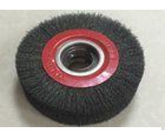 Industrial Steel Circular Wire Wheel Cleaning Brush For Bench Grinders