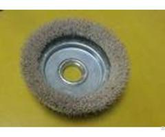 Engine Cylinder Crankshaft Nylon Abrasive Cup Brush Suitable For Angle Grinder