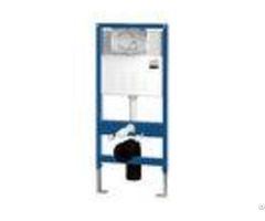 Floor Mounted Water Closet Toilet Concealed Cistern For Family Wc