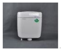 Sanitary Ware Products Single Flush Exposed Toilet Cistern With Ball Valve