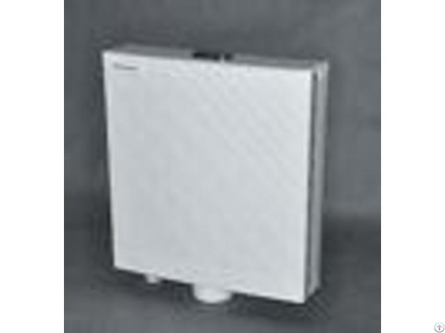 Hotel Wc Sanitary Ware Items Plastic Exposed Toilet Dual Flush Cistern Kdr 017b