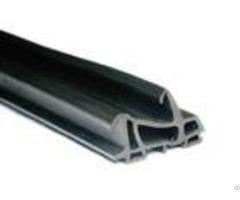 Black Co Extruded Custom Rubber Seals Solid Door And Window Seal
