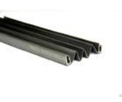 Tpv Pp Alumunium Alloy Spine Material Sunroof Automotive Plastic Door Seals Strip