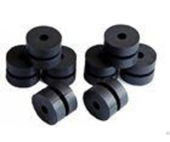 Precision Engineering Rubber Products Part With Material Epdm Nr Sbr Cr