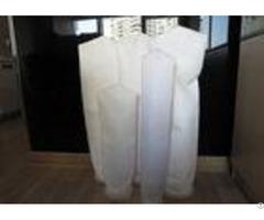 Straw String Type Liquid Filter Bags 0 5um 800um Micron Rating Sewn Construction