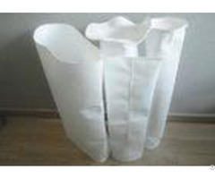 Polyester Materials Dust Filter Bag Lower Fiber Release Prolonging Service Life