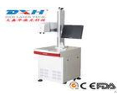 Desktop Laser Etching Machine For Stainless Steel Three Dimensional 3d Surface Marker