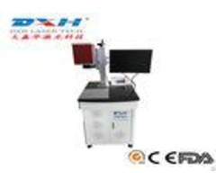 Fully Enclosed System Co2 Laser Marking Machine For Artware Wood Boxes