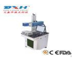 Small Integrated Co2 Laser Engraving Marking Machine For Mobile Phone Cover Ez Cad Control