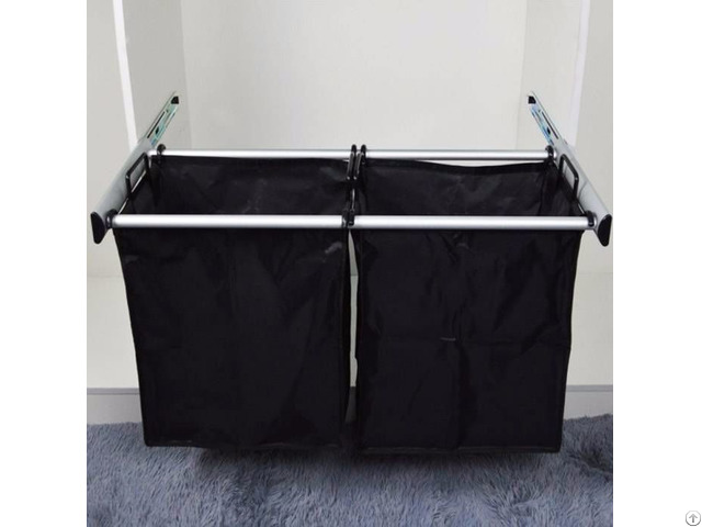 Wardrobe Pull Out Laundry Hamper