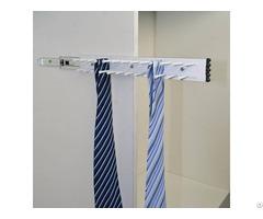 Side Mount Tie Rack