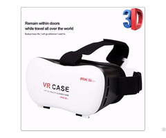 "For 3.5-6"" Mobile Phone Full Hd Lens Distance Adjustable 3d Vr Headset Vr Box 2.0"