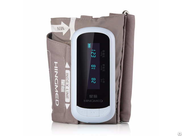 Wearable 24hours Ambulatory Blood Pressure Monitor