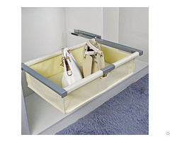 Soft Close Pull Out Clothes Basket