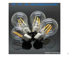 4w Led Filament Bulbs