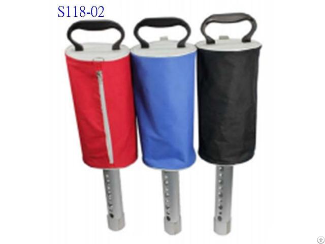 Aluminum Shag Bag