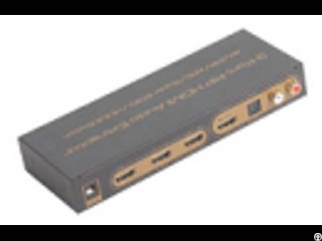 Sn301ex Pip 3 Port Hdmi Audio Extractor
