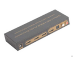 Sn301ex Pip 3 Port Hdmi Audio Extractor