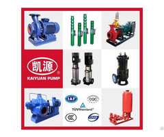 High Efficiency No Leakage Water Pump