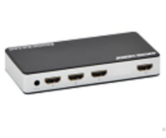 Sn301nb 4k Hdmi Switch 3x1 Hdmi1 4b