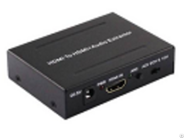Sn002ex Hdmi Mhl Audio Spdif R L Extractor
