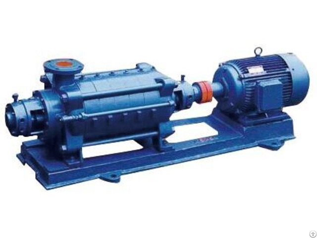 D Horizontal Multistage Centrifugal Pump