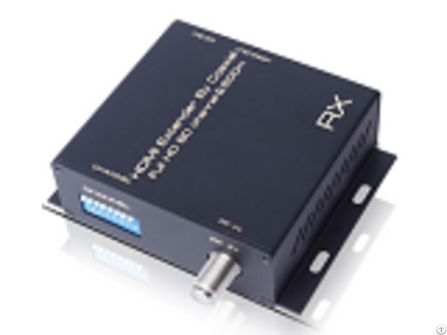 Snc105ex Hdmi Extender By Coaxial Full Hd Up To 80 Channel And 500m