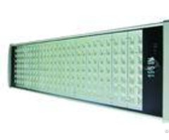 Light Power Bridgelux Outdoor 6500k 50 60 Hz Led Road Lamp 196w With Die Cast Aluminum