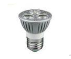 Professional 85 265v Epistar Led Spot Lamps 3w E27 With Die Casting Aluminum