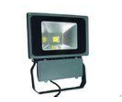 Indoor High Power Led Flood Lighting Fixtures 80w Ip65 3200k 6000k For Dock Park